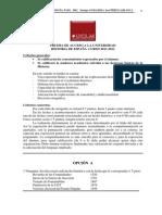 HistoriadeEspaña Examen Resuelto 2012