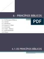 1 - Pricípios Bíblicos 8h Aula Completo