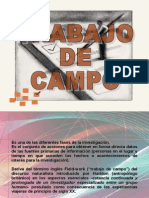 trabajodecampo-091129135253-phpapp02