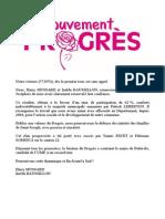 Communique Presse Mussard Baussillon