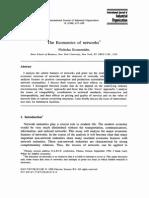 [Economides] the Economics of Networks