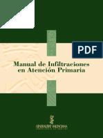 Manual de Infiltraciones en Atencion Primaria Medilibros.com