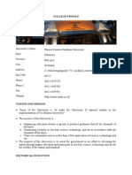 College Profile Eng