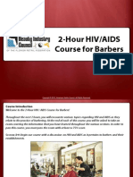 FRF Barber Course Materials