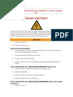 Normas y Recomendaciones de Seguridad Electricas