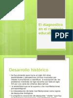 Características Del Trabajo Evaluativo en El Área Infanto-juvenil