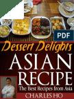Dessert Delights Asian Recipes