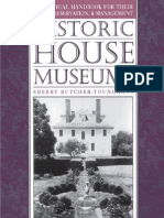 Sherry Butcher-Younghans - Historic House Museums