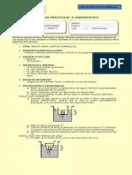 5ta GUÍA de PRACTICA HIDRAULICA, Cálculo Del Tiempo de Vaciado en Un Sifón (5)