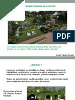 Presentacion Tec. Casas Ecologicas