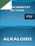 Section 1 Phytochemistry
