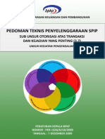 3.7 SPIP Otorisasi Atas Transaksi Dan Kejadian Penting