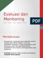 Seminar TB Evaluasi Dan Monitoring