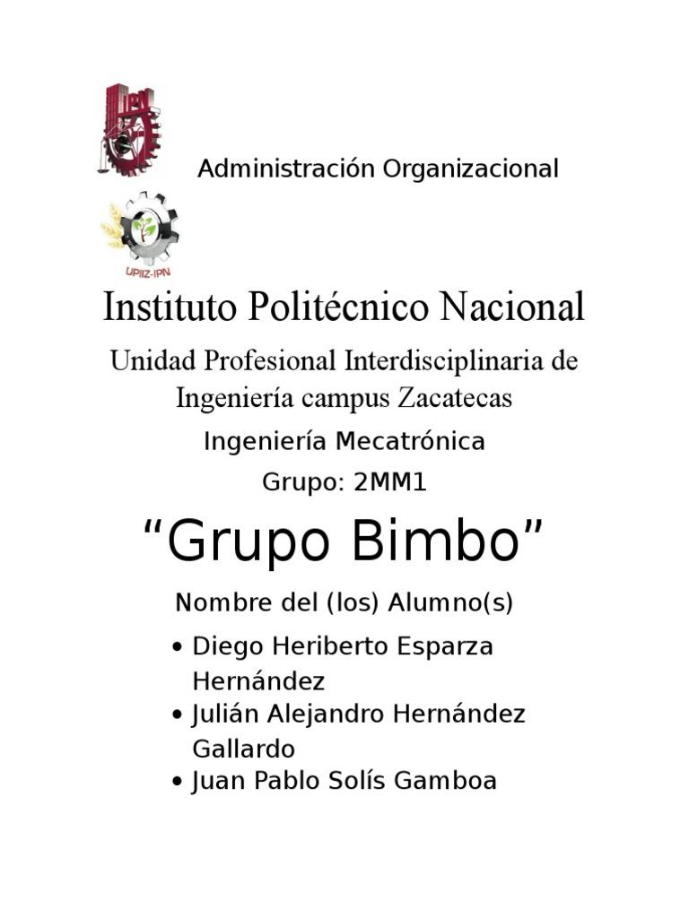 Grupo bimbo ccuart Choice Image