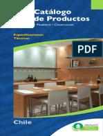 Catalogo de Arauco