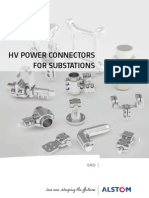 Alstom Catalogue HV Connectors