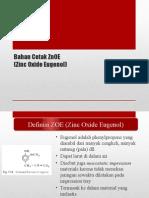 160110130076_Mashita Dyah_Zinc Oxide Eugenol