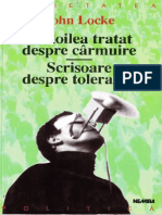 John Locke-Al Doilea Tratat Despre Carmuire-Nemira (1999)
