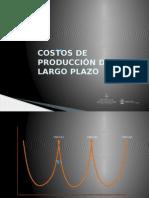 Costos de Largo Plazo