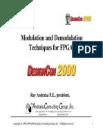 Design Fpga Modulation