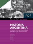 Hist. Arg. Contexto Latinoam.-mundial-tabla de Contenidos