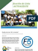Programa Lista f5 Actualizate Ceo 2015