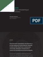 Apresentação do Painel ATypI no 5º Encontro de Tipografia