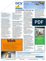 Pharmacy Daily for Mon 23 Mar 2015 - Hep B, bDMARDs med use up, PBS listing faster, FDA homeopathy alert, Pharmacists in UK GP practices, and much more