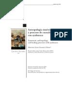 Antropologia Simétrica e Processos de Cura Com Ayahuasca