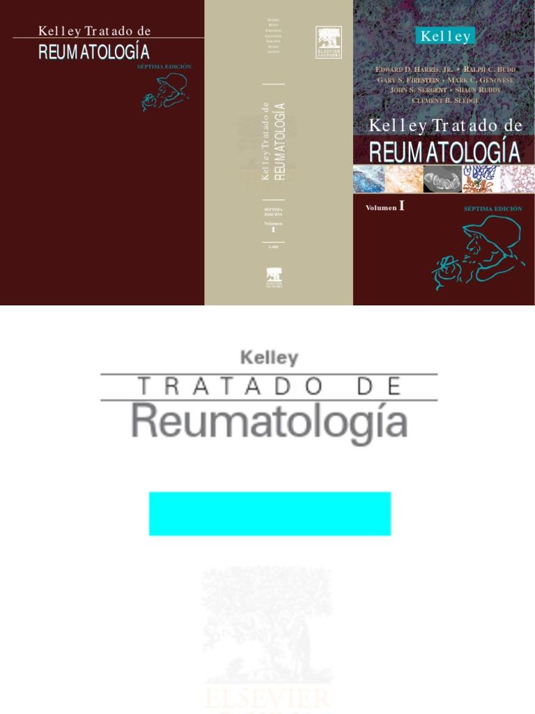 Tratado de Reumatologia Vol 1 - Kelley 2ed