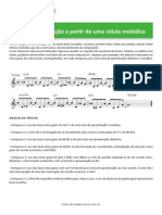 Autumn Leaves Solo Com Notas Guias