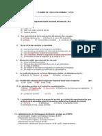 Examen I de Fisiologia Practico