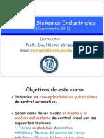 Capítulo #1 Teoría de Sistemas Industriales