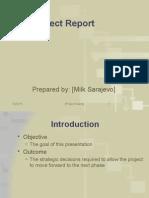 Klas Project Report