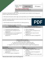 UbD Lesson Plan.plagiarism