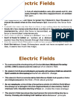 CH 17 Electric Fields and Dipoles