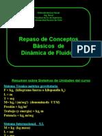 Repaso de Dinamica de Fluidos (1)