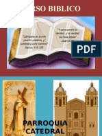 Curso Biblico 2011