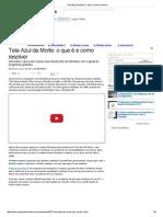 Tela Azul da Morte_ o que é e como resolver.pdf