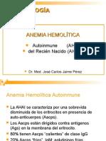 Archivos Clases Pregrado Hematologia HEMOLISIS ADQUIRIDAS