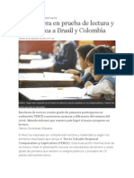 Entre 15 Países Latinoamericanos
