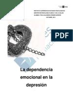 La Dependencia Emocional en La Depresion