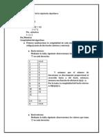 Complejidad Logaritmica ( Java 2)