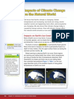 10 1 impacts of climate change on the natural world