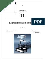 paralisis oculomotoras cap 11