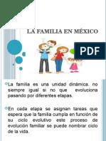 La familia en México