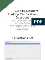 Hadoop Preparation