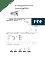 Lista I Dinâmica Estática 2013.2