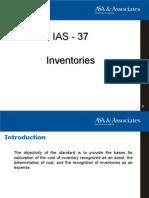IAS 2 - Inventories