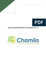 Chamilo 1.8.7.1 Admin Manual Es v0.1.5